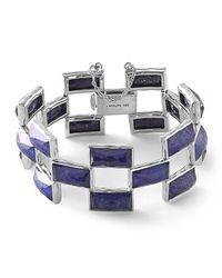 Ippolita | Blue 925 Rock Candy Lapis Doublet Mosaic Bracelet | Lyst