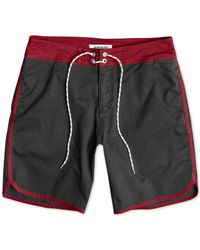 Quiksilver | Black Street Trunk Shorts for Men | Lyst