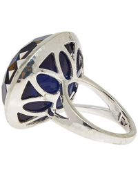 Ippolita - Blue Wonderland Eggcup Ring - Lyst