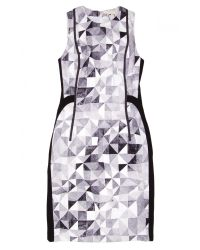 O'2nd | Multicolor Picasso Sheath Dress | Lyst