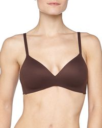 Wacoal | Natural How Perfect Soft Cup Bra | Lyst