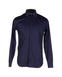 Tim Coppens - Blue Shirt for Men - Lyst