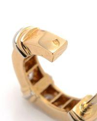 Cartier | Metallic Contessa Pierced Earrings | Lyst