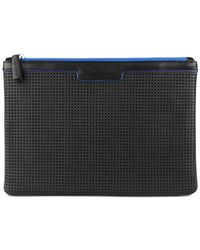 Cole Haan | Black Marin Medium Pouch | Lyst