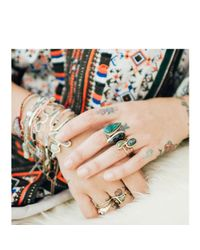 Melissa Joy Manning | Brown Fire Agate Ring | Lyst