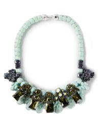 EK Thongprasert | Blue Queen Necklace | Lyst