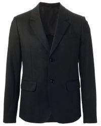 Carven - Black Classic Blazer for Men - Lyst