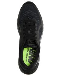 Nike - Black Men'S Air Max+ 2014 Running Sneakers From Finish Line for Men - Lyst