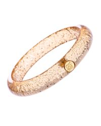 Ted Baker | Metallic Ryleey Resin Button Bangle | Lyst