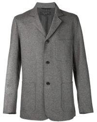 Rag & Bone - Gray 'kenyon' Jacket for Men - Lyst