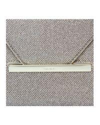Nine West | Metallic Edelyn Envelope | Lyst