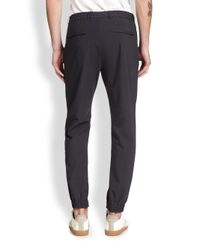 Theory - Gray Plymouth Ozark Pants for Men - Lyst