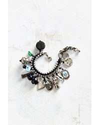 Venessa Arizaga | Black Get Well Bracelet | Lyst