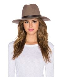 Michael Stars - Natural Oh My Darling Floppy Hat - Lyst
