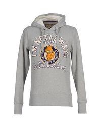 Williams Wilson | Gray Sweatshirt for Men | Lyst