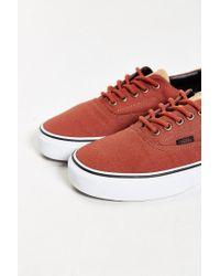 Vans - Brown Era 59 Cork Sneaker for Men - Lyst