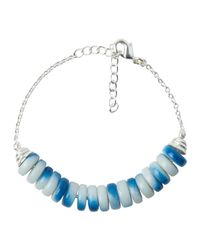 Toast | Blue Suji Bracelet | Lyst
