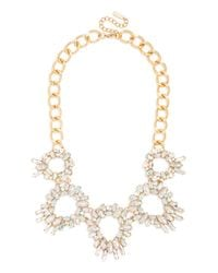 BaubleBar | Metallic Fairy Ring Collar | Lyst