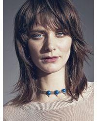 Jenny Bird | Blue Aurora Choker | Lyst