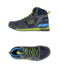 Helly Hansen - Blue High-tops & Trainers for Men - Lyst