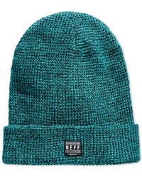 Neff | Blue Ridge Fold Beanie for Men | Lyst