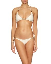 Heidi Klein   Natural Tahiti Tie-side Bikini Briefs   Lyst