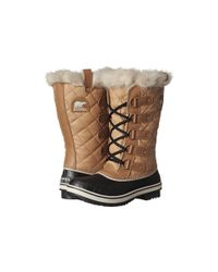 Sorel - Natural Tofino Cate Water-Resistant Boots - Lyst