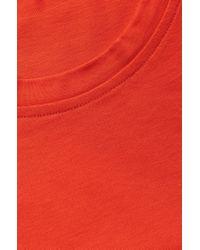BOSS - Orange 'shirt Ssrn' | Cotton T-shirt for Men - Lyst