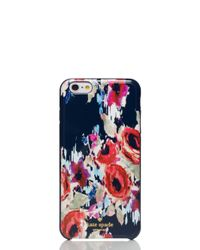 kate spade new york | Multicolor Hazy Floral Iphone 6 Plus Case | Lyst