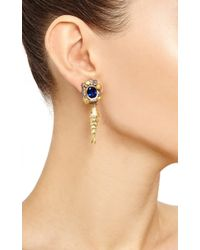Vicente Gracia - Multicolor One Of A Kind The Old Man And The Sea Earrings - Lyst