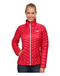 The North Face | Red Thermoball® Jacket | Lyst