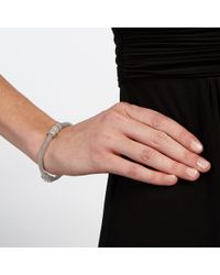 John Lewis | Metallic Pave Snake Chain Bracelet | Lyst