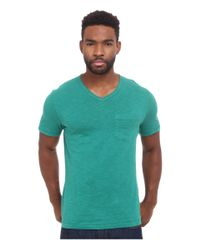 Original Penguin | Green Bing V-neck Heritage for Men | Lyst