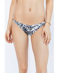 Out From Under | Black Jane Cotton Bikini | Lyst