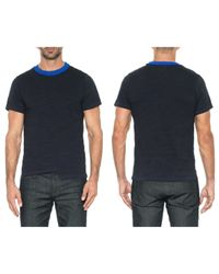 Joe's Jeans - Blue Brooks Distorted Tee for Men - Lyst