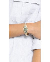 Pascale Monvoisin - Metallic Coney Island Bracelet - Lyst