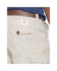 Ralph Lauren | Beige Classic-fit Cargo Short for Men | Lyst