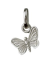 Links of London | Metallic Sterling Silver Butterfly Charm | Lyst