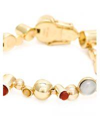 Eddie Borgo | Metallic Dome Bracelet | Lyst