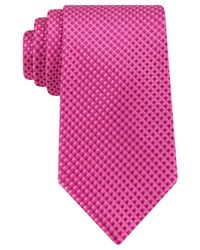 Peter Thomas | Pink Semi-solid Natte Tie for Men | Lyst