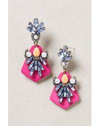 BaubleBar - Pink Filtered Sunset Earrings - Lyst
