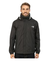 The North Face | Black Resolve Jacket for Men | Lyst