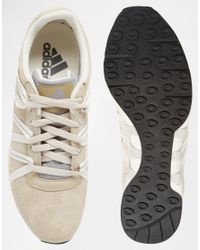 Adidas Originals | Natural Racer Lite Trainers B24768 for Men | Lyst