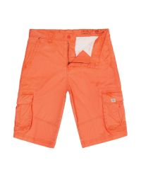 Blend | Red Cargo Shorts for Men | Lyst
