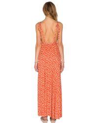Clayton - Orange Marcy Dress - Lyst