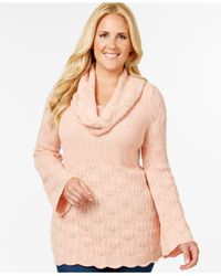 Style & Co. - Pink Only At Macy's - Lyst