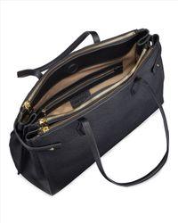 Jaeger - Black Maddison Double Zip Bag - Lyst