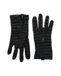 Smartwool - Gray Nts Mid 250 Pattern Glove - Lyst