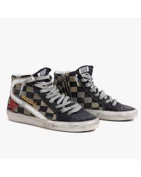 James Perse - Black Golden Goose Slide Sneaker - Womens - Lyst
