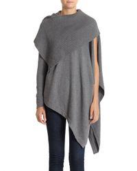 Nicholas K | Gray Kuma Cottoncashmere Sweater | Lyst